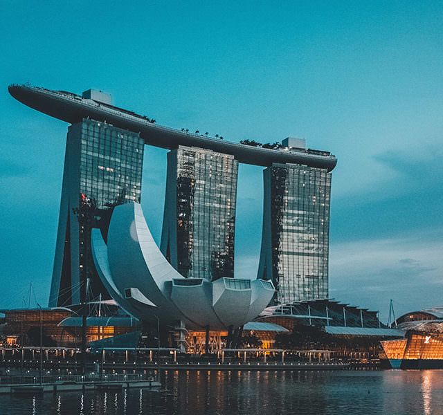 Lisboa – Singapura | Ida e Volta | 360€